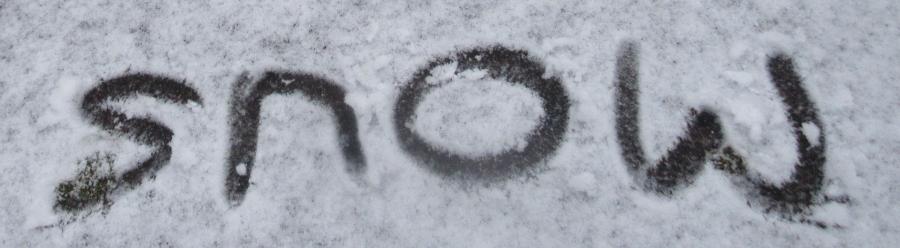 Snow Wk6