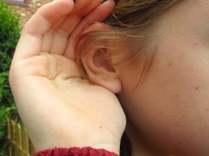 Cupped Ear